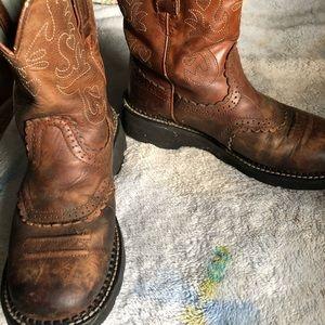 Women's Ariat FatBaby Boots 8B